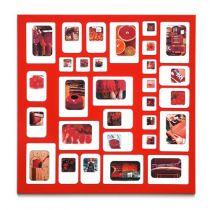 PRESSE CITRON - PELE MELE M30 - Rouge & blanc