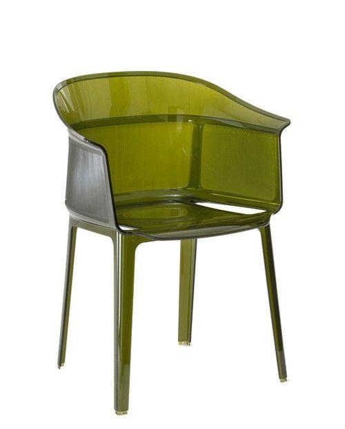 KARTELL - FAUTEUIL PAPYRUS - vert