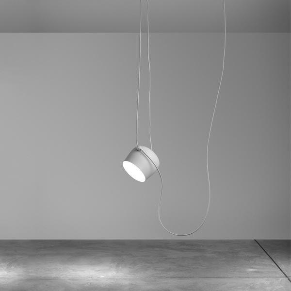 Suspension aim led blanc - Lampe liane bouroullec ...