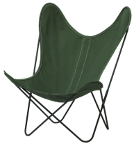 FAUTEUIL BUTTERFLY AA NEW DESIGN OLIVE