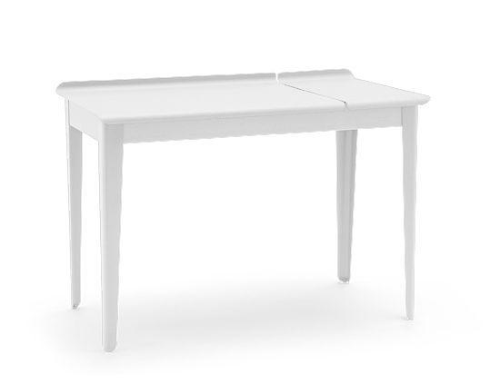 bureau a clapet tolix blanc textur ral 9003. Black Bedroom Furniture Sets. Home Design Ideas
