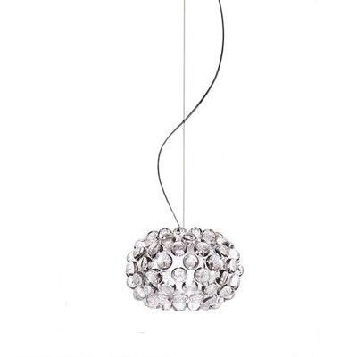 FOSCARINI - SUSPENSION CABOCHE - Transparent PM