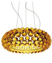 FOSCARINI - SUSPENSION CABOCHE - Ambre GM