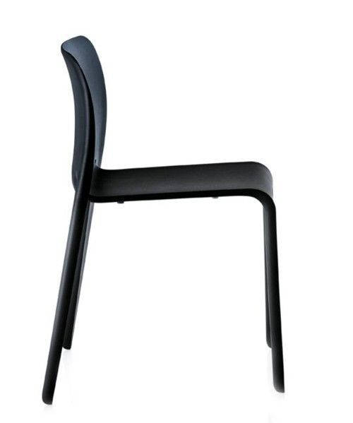 MAGIS - CHAISE CHAIR FIRST - Noir