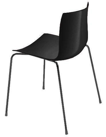 0251- catifa 46- pd noi- coque noir
