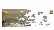 ROBBA EDITION - MIROIR DISSOLVE PARTS - H45 L45CM