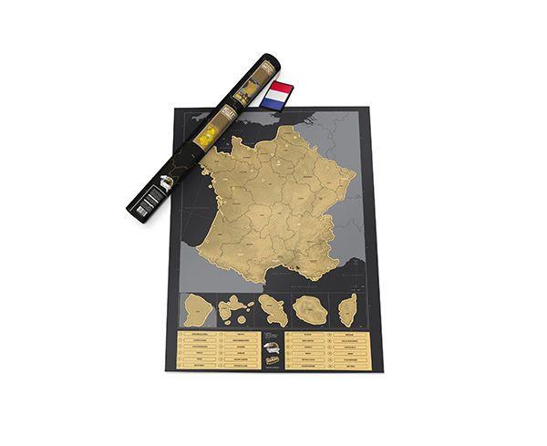scratch-map-france