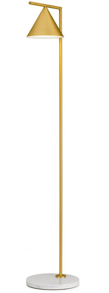 Flos-Captain-Flint-Floor-Lamp-Brushed-Brass-With-White-Marble-Base