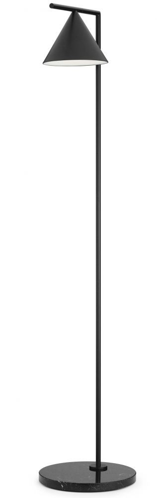 Flos-Captain-Flint-Floor-Lamp-Anthracite-With-Black-Marble-Base