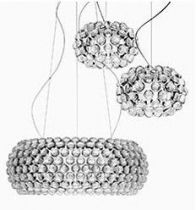 FOSCARINI - SUSPENSION CABOCHE - Transparent M