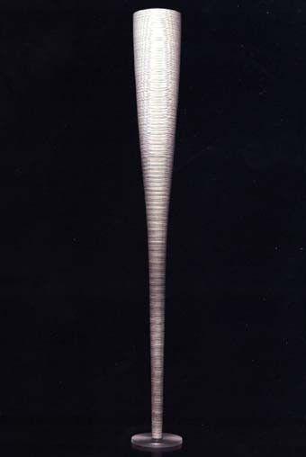 FOSCARINI - LAMPADAIRE MITE - Noir