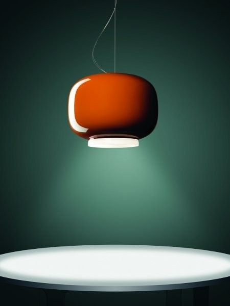 FOSCARINI - SUSPENSION CHOUCHIN - 1 Orange