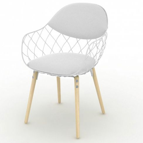 MAGIS-SILLA-CHAIR-PINA-HAYA-BLANCO-WHITE