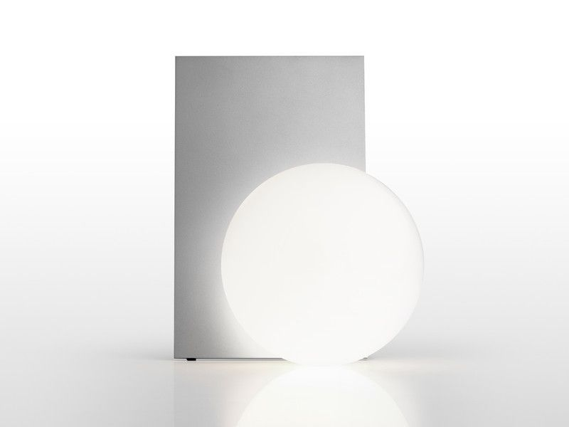 Flos-Extra-T-Table-Lamp-Silver-front