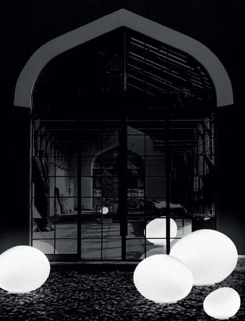 FOSCARINI - LAMPE A POSER GREGG OUTDOOR  - XL