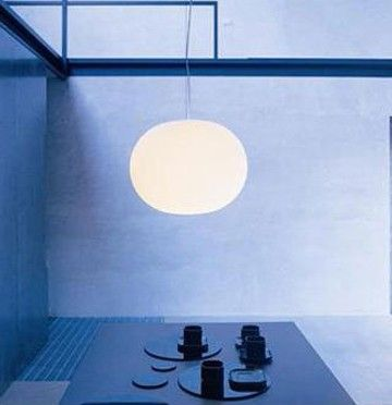FLOS - SUSPENSION GLO BALL S2 - Opaline