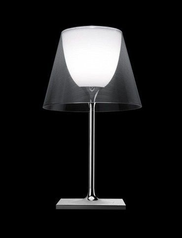 FLOS - LAMPE DE TABLE KTRIBE T1 - Transparent