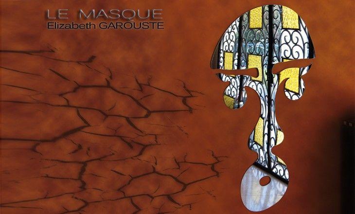 ROBBA EDITION - MIROIR LE MASQUE - H117 L69CM