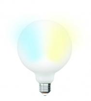 Ampoule Givre - Idual led intelligente E27 2200 > 5500 K + télécommande Idual