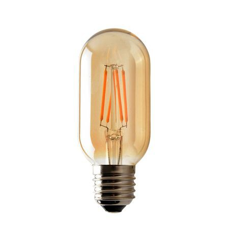 Ampoule T45 tube filament dimmable