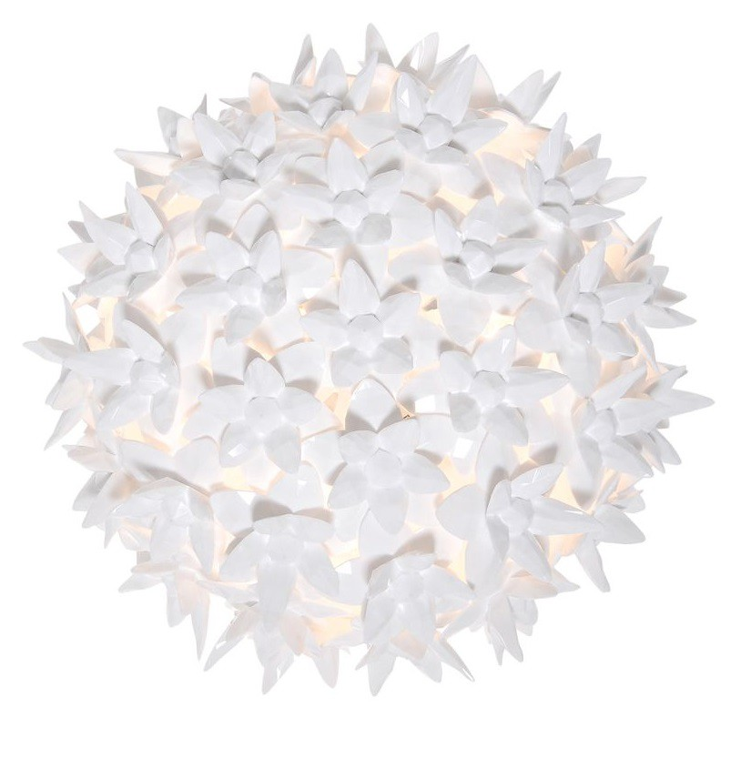 APPLIQUE PLAFONNIER BLOOM Ø28cm - Cristal
