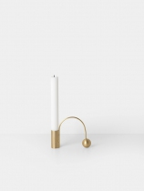 BOUGEOIR BALANCE LAITON - FERM LIVING
