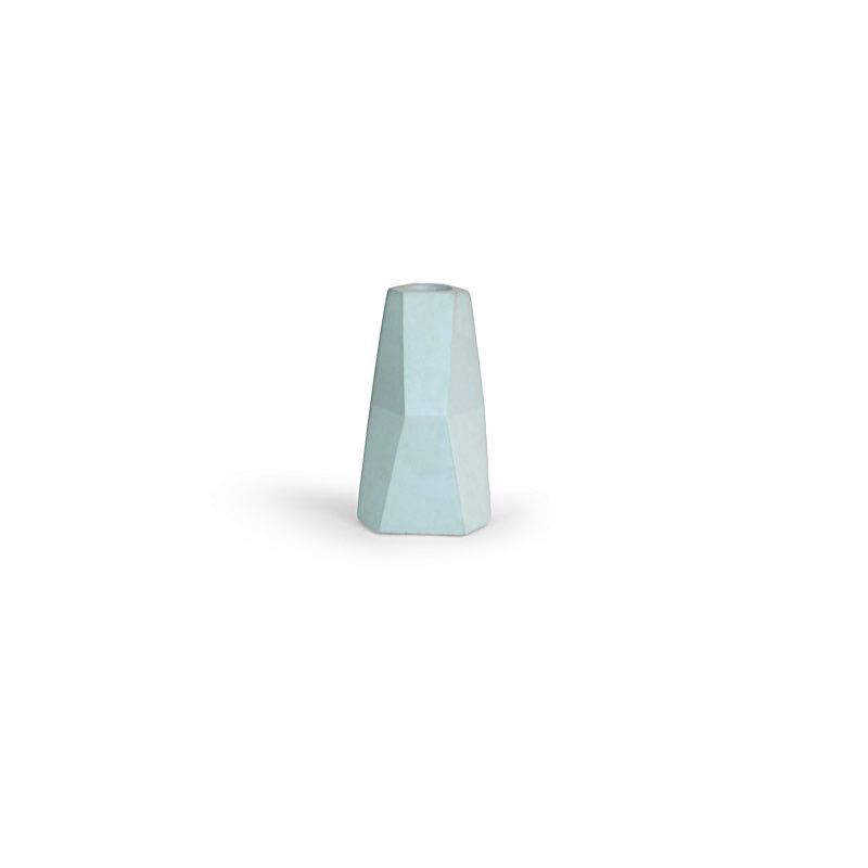 Bougeoir Facet Candle Holder
