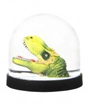 Boule de Neige Dinosaure - &klevering