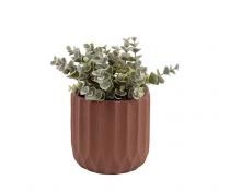 Cache pot Stripes large - Present Time