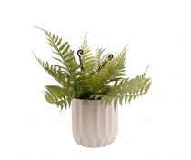 Cache pot Stripes medium - Present Time