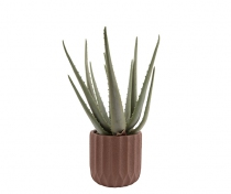 Cache pot Stripes small - Present Time