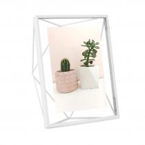Cadre Prisma blanc - Grand - Umbra
