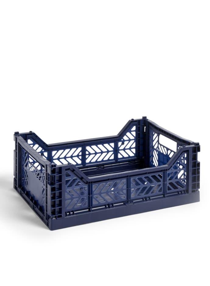 Caisse bleu - Hay
