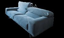 Canapé contemporain Bolzano de la marque de mobilier français Triss