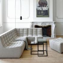 Canapé trois places N701- Ethnicraft