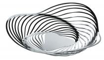 CENTRE DE TABLE TRINITY GM - Chrome