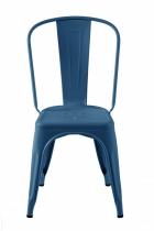 Chaise A - Mat - Tolix