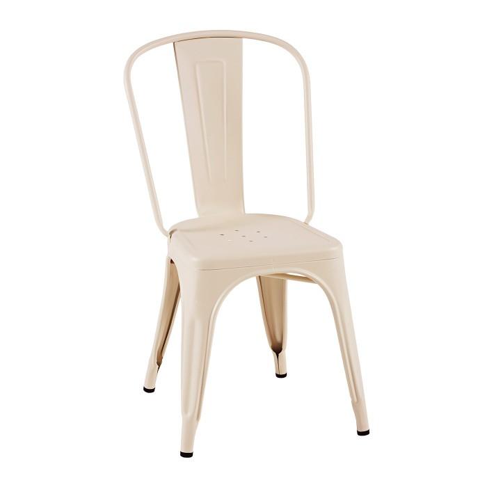 Chaise A - Mat texturé - Tolix