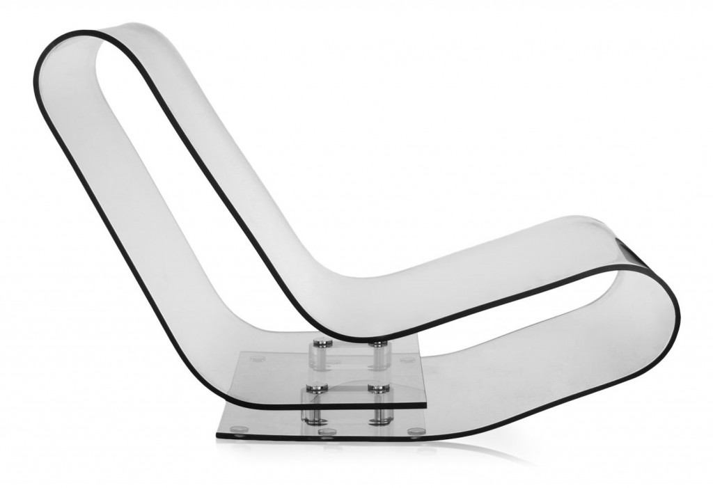 Chaise longue LCP - Kartell
