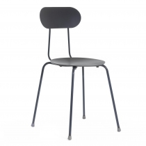 Chaise Mariolina anthracite
