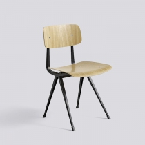 CHAISE RESULT HAY - Structure noire