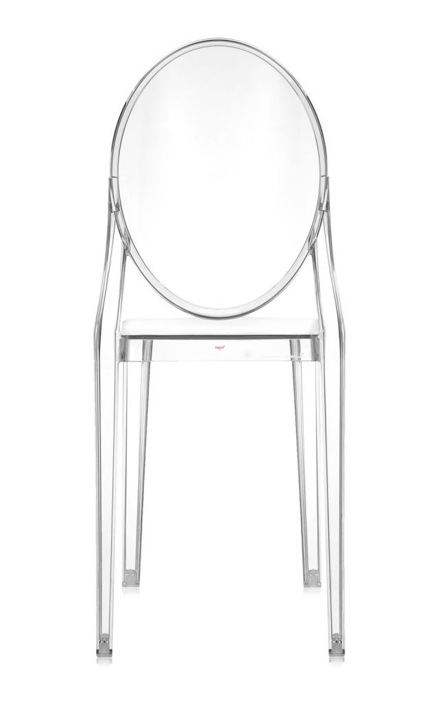 CHAISE VICTORIA GHOST KARTELL - Cristal