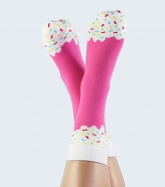 CHAUSSETTES DOIY - Strawberry
