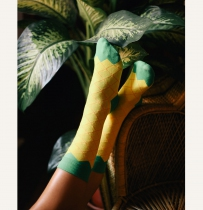 CHAUSSETTES GLACE DOIY - Pineapple