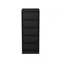 Classeur à clapets 5 casiers CC5 - Mat texturé - Tolix