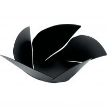 Corbeille Twist Again - Noir - Alessi