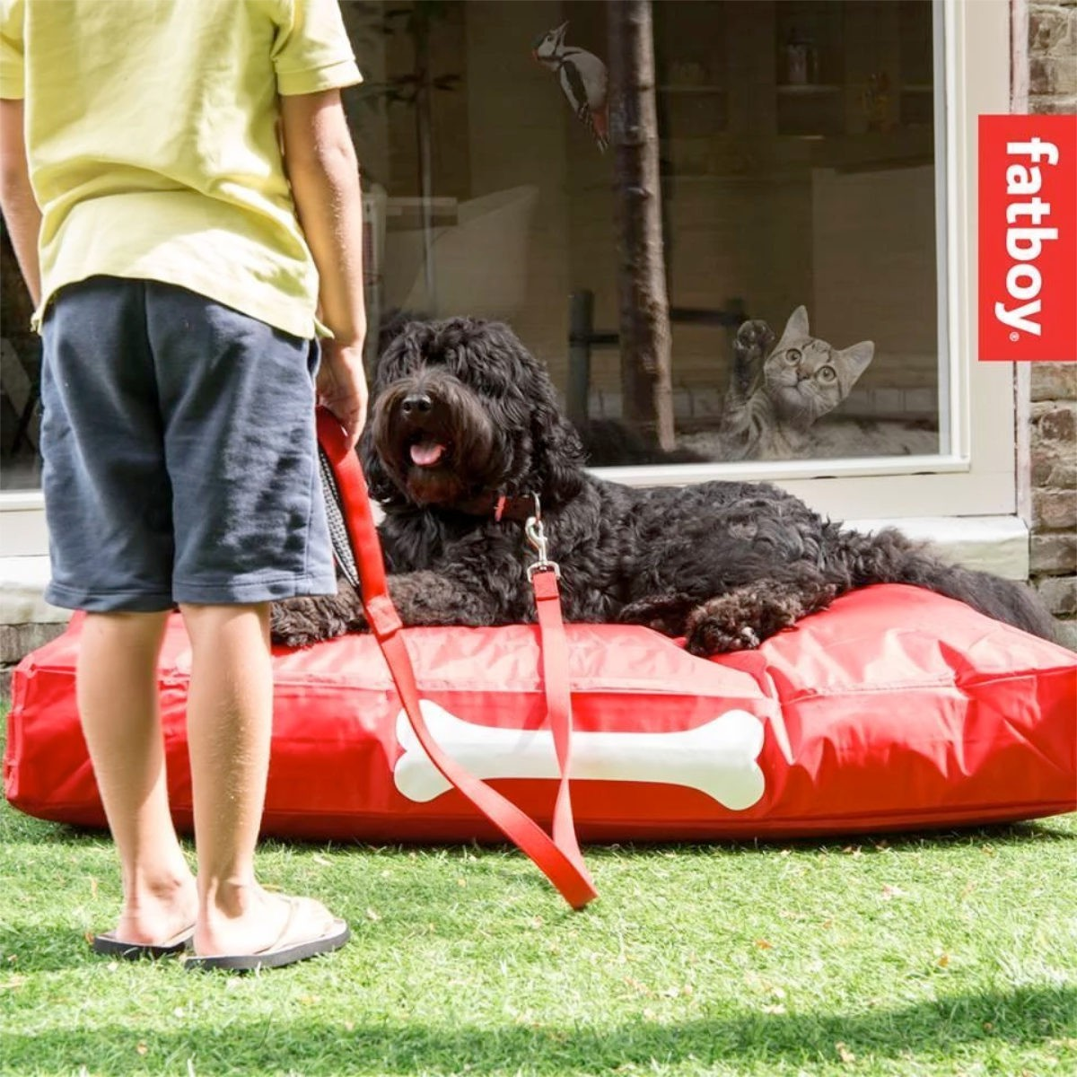 Coussin  Doggielounge Large - Fatboy