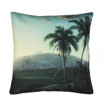 Coussin paysage de palmier - HK living