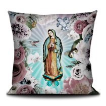 COUSSIN GUADALUPE - 40 x 40 cm