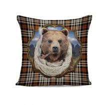 COUSSIN OURS BEAR - 40 x 40